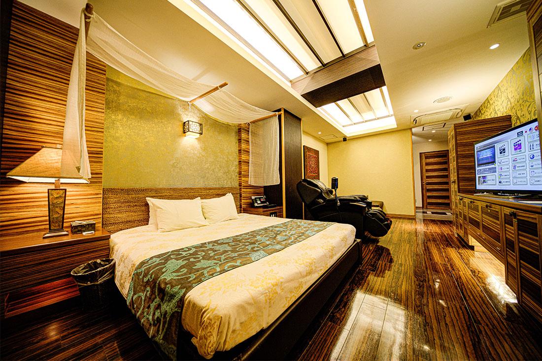 ジュニアスイート317コンフォートルーム 201 寝室 寝室
