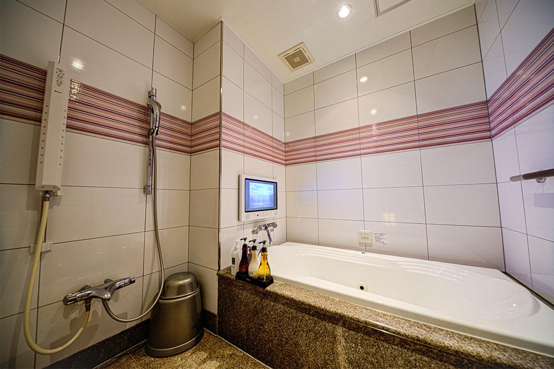 コンフォートルーム 201 バスルーム