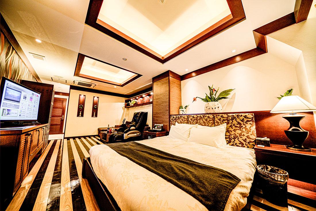 コンフォートルーム 306 寝室