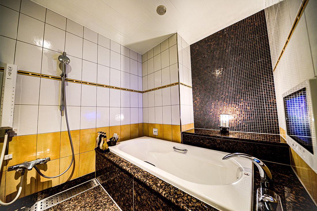 コンフォートルーム 306 バスルーム