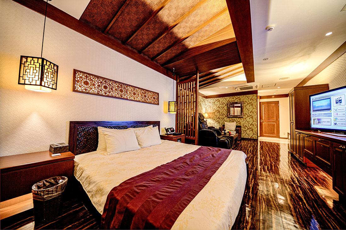 コンフォートルーム 310 寝室