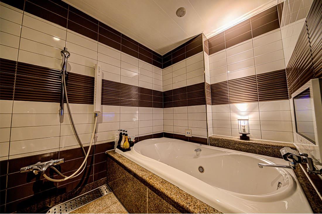 デラックスルーム 401  バスルーム