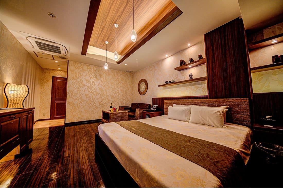 デラックスルーム 408寝室