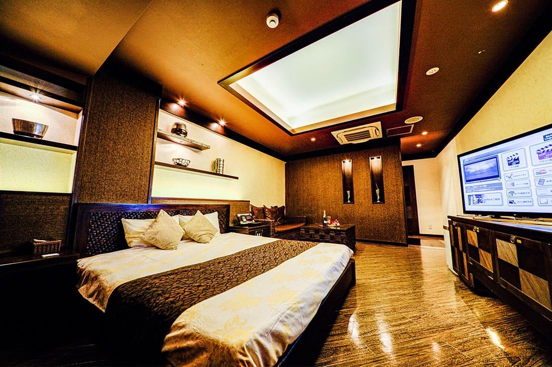 デラックスルーム 410寝室