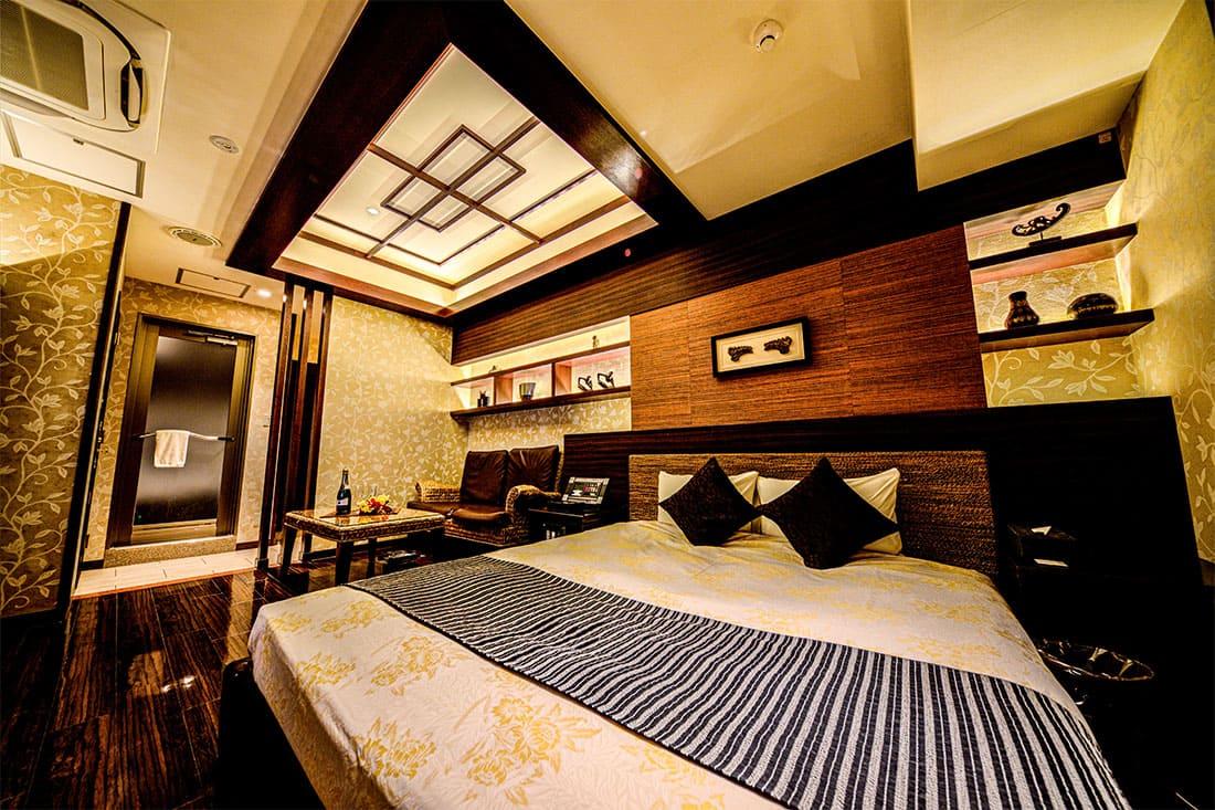 デラックスルーム 411寝室
