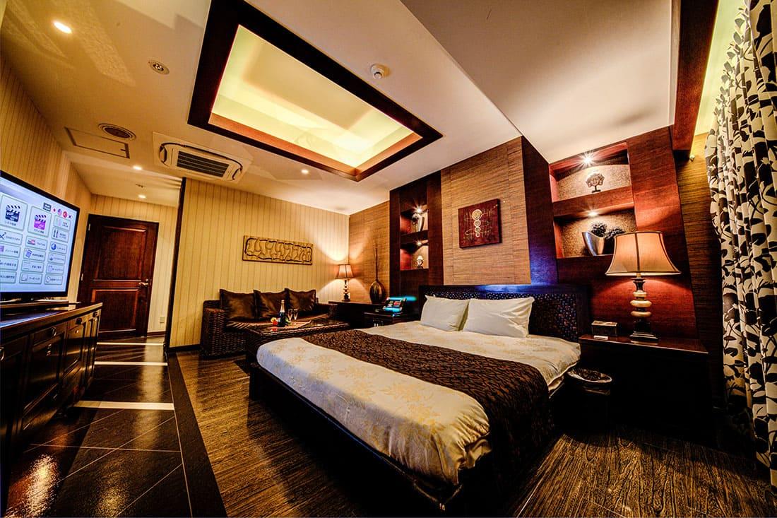 デラックスルーム 413寝室