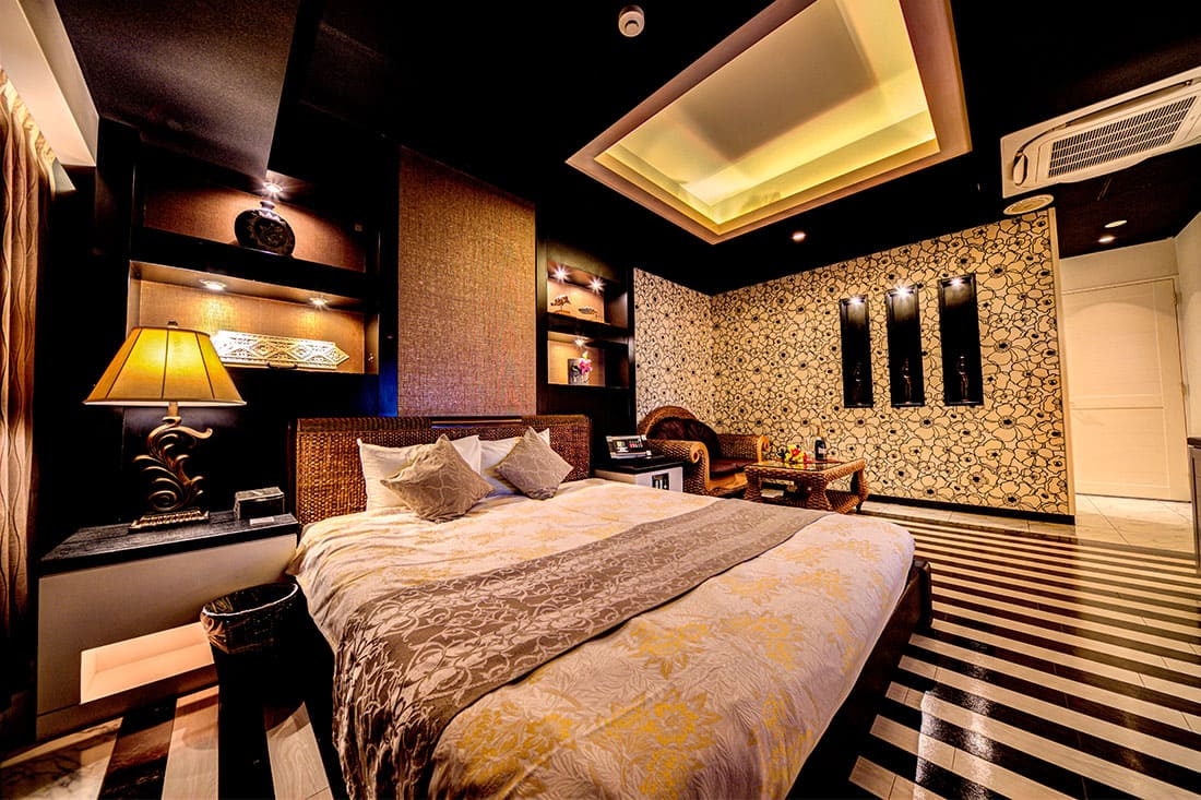 デラックスルーム 415寝室