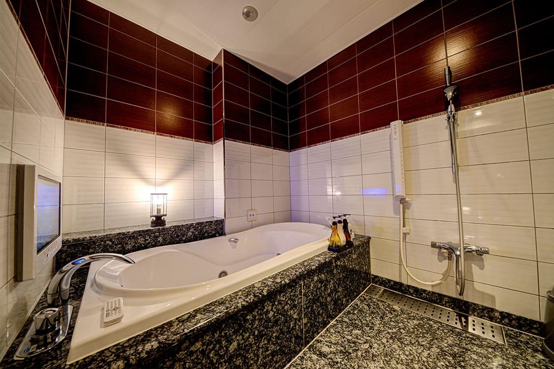 ハイフロアルーム 312 バスルーム