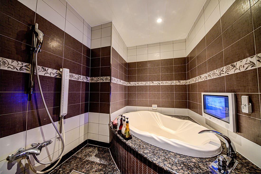 ハイフロアルーム 313 バスルーム