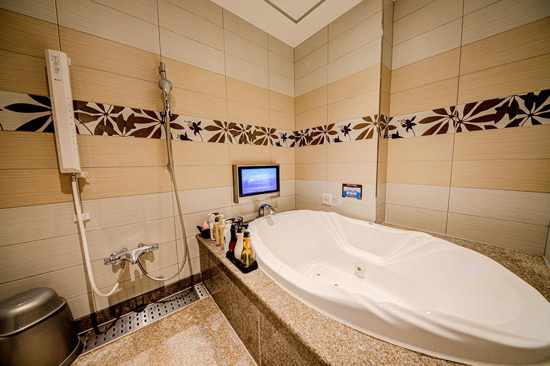 ジュニアスイート301 バスルーム
