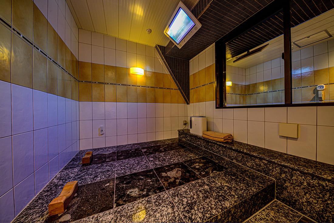 トロピカーナVIP 508 岩盤浴