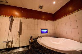 コーナールーム202 バスルーム