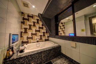 コーナールーム507 バスルーム